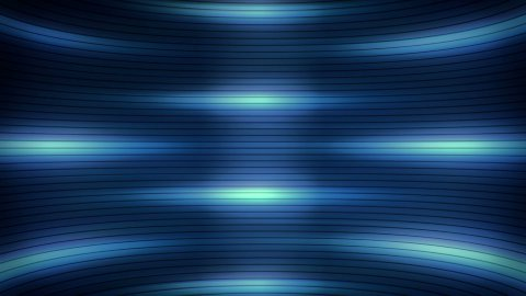 blue flashing lights loop background - stock footage
