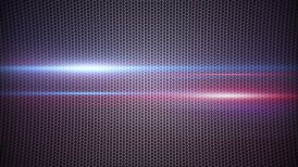 metal mesh and light stripes loopable background