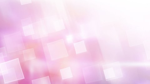 pink shiny squares abstract loopable background - stock footage