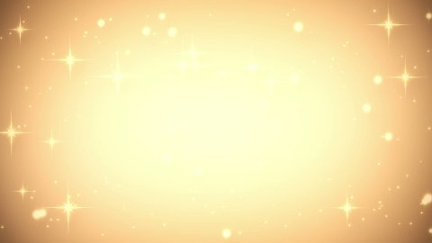 gold glares festive loop background - stock footage