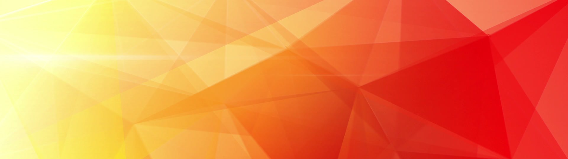 Abstract triangle geometrical red background loop | yellow orange red triangles. computer generated seamless loop abstract geometrical motion background  - ID:19882