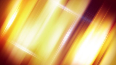 diagonal orange straight lines loopable background  - stock footage