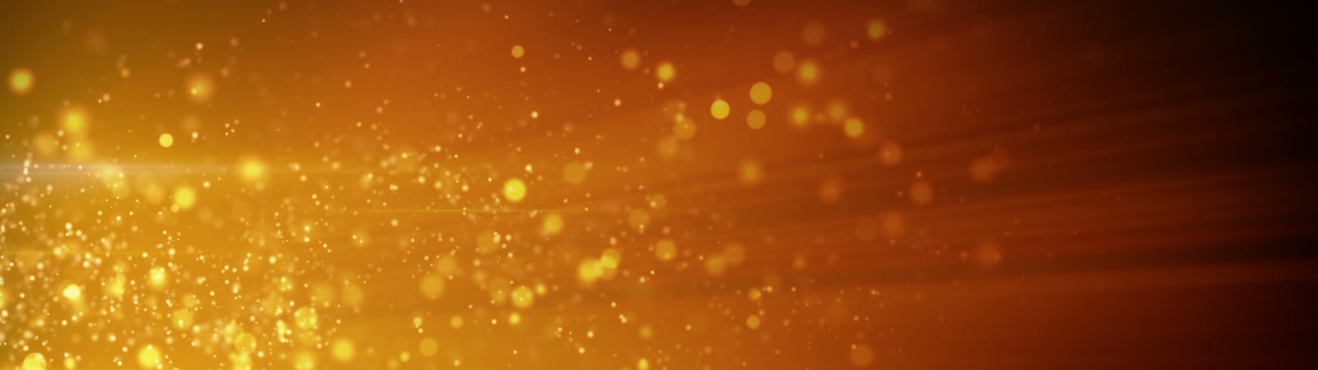 Springing gold particles in light beams loop | springing gold particles in light beams. computer generated seamless loop abstract motion background  - ID:20097