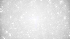 glittering silver dust loopable festive background  - motion graphic
