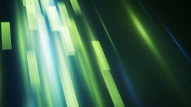 green blue rectangles moving fast loopable background  - motion graphic
