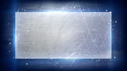 metal plate and backlight loopable background  - stock footage