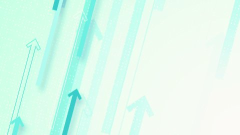 blue arrow strips loopable background  - stock footage