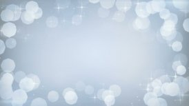 silver glitters frame festive loopable background