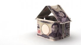 Real Estate Finance (Japanese Yen) - motion graphic