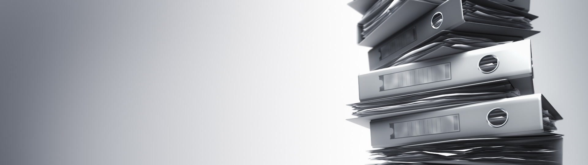 Office Binders Stack (Loop) | Ring binders piled. Seamless loop. - ID:21529