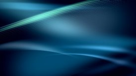 Soft Blue Background  - motion graphic