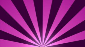 Rotating Stripes Background Animation - Loop Pink - motion graphic