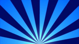 Rotating Stripes Background Animation - Loop Blue - motion graphic