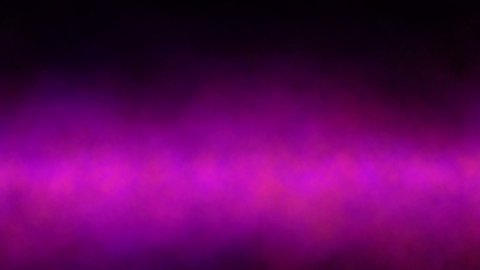 Purple smoke abstract background loop. Camera fly through. - stock footage