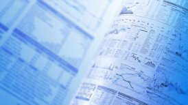 Financial chart background, LOOP, 4k - Ultra HD. - motion graphic
