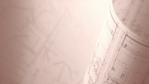 Architectural Background, Loop. - stock footage