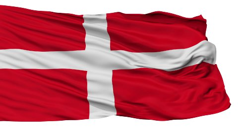 Sovereign Military Order of Malta Religious Isolated Waving Flag - stock footage