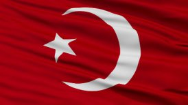Nation of Islam Religious Close Up Waving Flag - motion graphic