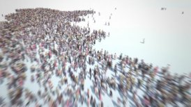 People of India - motion graphic