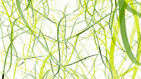Spring grass abstract background LOOP - stock footage