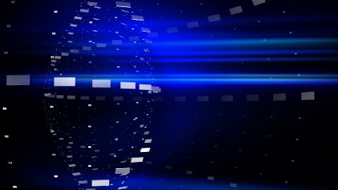 abstract background with screens - stock footage