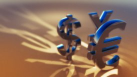 Currency - editable clip, motion graphic, stock footage
