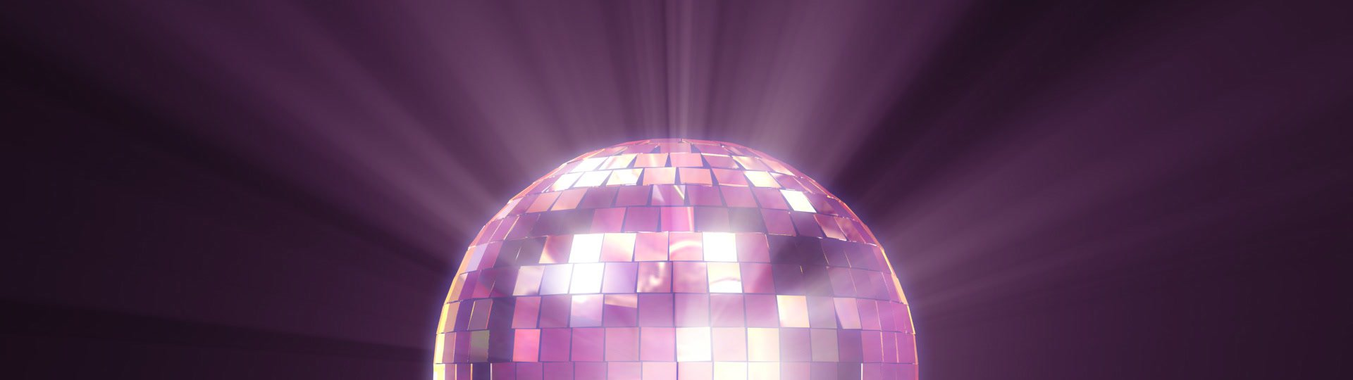 Disco ball | 3D disco ball looped. Realistic size-fixed mirrors near poles. - ID:7103