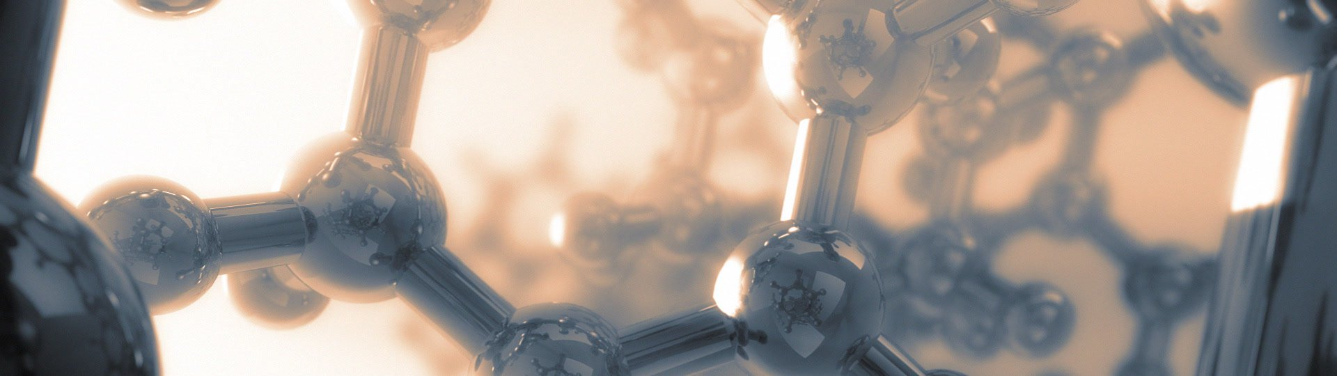 Molecule  | 3d flight through complex model of molecule. Seamless loop. Depth of field. - ID:7121