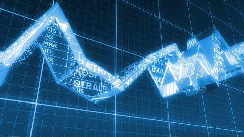 Growth line 2 - stock footage