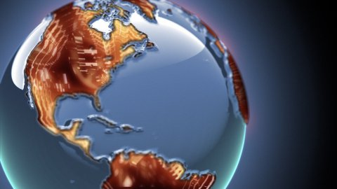 Global industry - stock footage