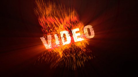 Web related text transitions - stock footage