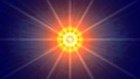 Lens Flare animated